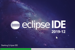 起動_Eclipse IDE 2019-12